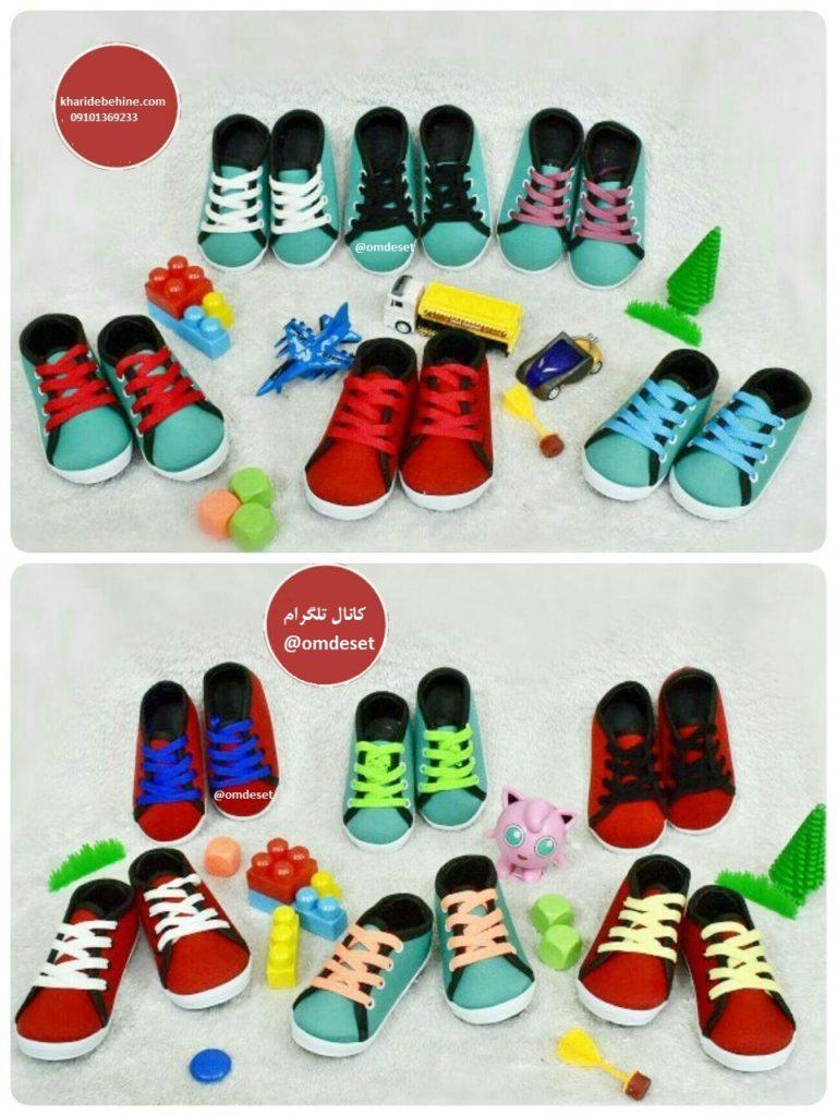 فروش عمده کفش بچگانه