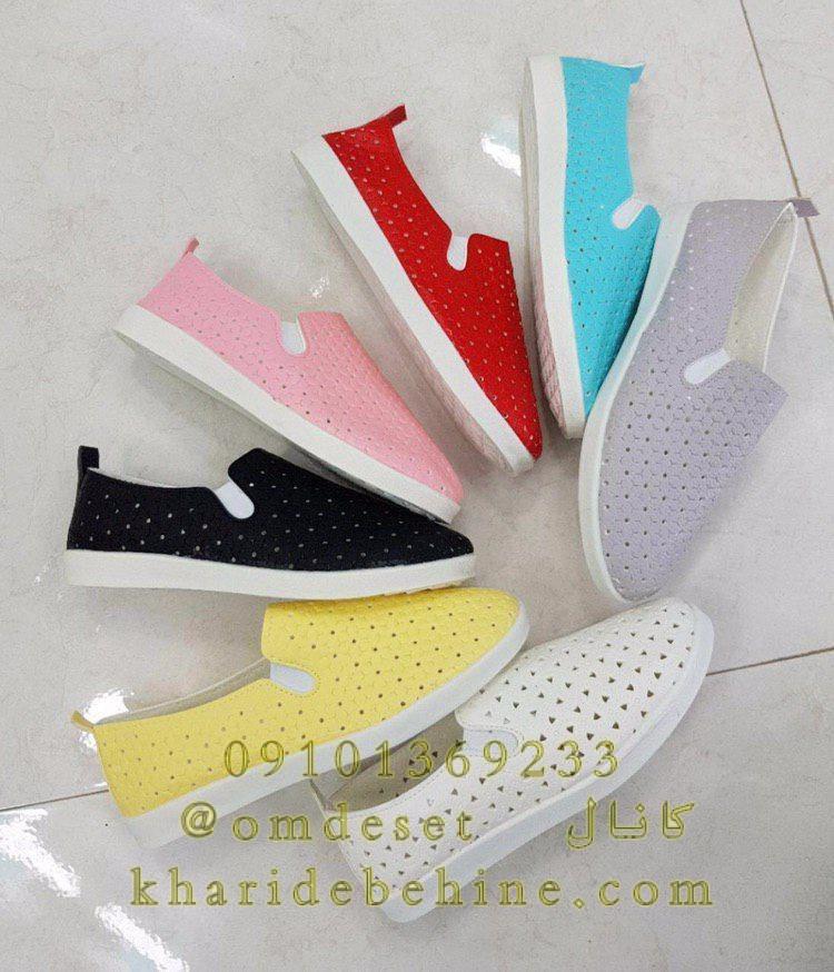 خرید عمده کفش زنانه تابستانی