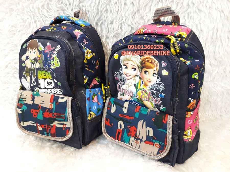 عکس کیف مدرسه